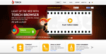 fotografia del programma: Torch Browser