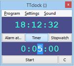 TTclock