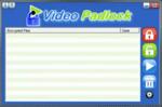 fotografia del programma: Video Padlock