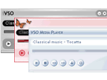 photo: VSO Media Player