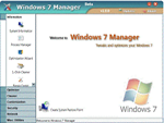 foto: Windows 7 Manager