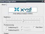 fotografia:XviD Codec