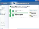 foto: ZoneAlarm Antivirus